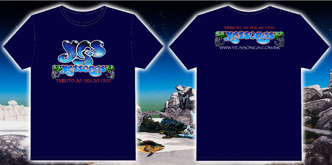 Camisetas Yessongs