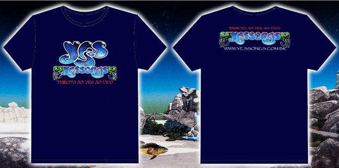 Camisetas Yessongs